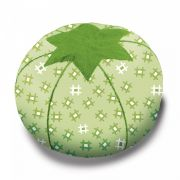 Prim Pin Cushions Granny Apple by Lori Holt from Bee in My Bonnet - Pins & Needle Organisers