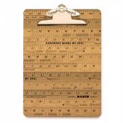 Stacy West Metal Large Ruler Clip Board by Riley Blake Designs - Organisers