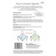 Four Corners Apron Pattern by Vanilla House Clothing & Toys - OzQuilts