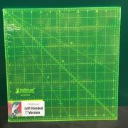 "Matildas Own Left Handed 12.5"" x 12.5"" Square Ruler by  Left Handed Rulers - OzQuilts"