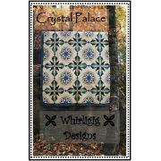 Crystal Palace Quilt Pattern by Whirligig Designs Patterns & Foundation Papers - OzQuilts