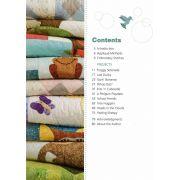 Animal Parade : Adorable Applique quilt patterns for Babies by  - Applique