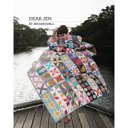 Dear Jen Pattern Booklet by Jen Kingwell by Jen Kingwell Designs Jen Kingwell Designs - OzQuilts