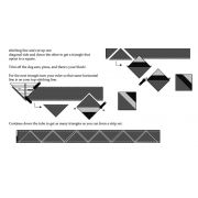 Strip Tube Ruler by Cozy Quilt Designs- Clear Colour by Cozy Quilt Designs Triangle Rulers - OzQuilts