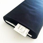 Emma Louise Premium Cotton Muslin - 15 Metre Bolt of Black (720) by  Emma Louise Cotton  - OzQuilts