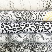 Aboriginal Art Fabric 20 Fat Quarter Bundle N by M & S Textiles Fat Quarter Packs - OzQuilts