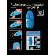 Wonder Needle Threader & Cutter by Taylor Seville - Needle Threaders & Cutters