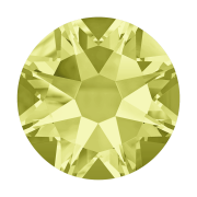 Swarovski Hotfix Flatback Crystals Jonquil SS34 by Swarovski - Stone Size SS34 (7mm)