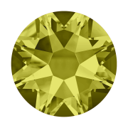 Swarovski Hotfix Flatback Crystals Khaki SS34 by Swarovski - Stone Size SS34 (7mm)
