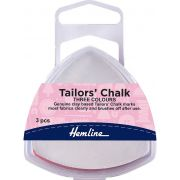 Tailor's Chalk - 3 Colours by HemLine  - Chalk