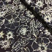 Benartex Dark Secrets Bali Batik by Benartex Batik - OzQuilts