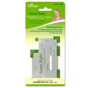 Clover Seams Right with Nancy Zieman by Clover Other Notions - OzQuilts