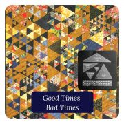 Good Times, Bad Times Template Set from Millefiori Quilts 1 by  Millefiori Book 1 & Templates - OzQuilts