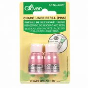 Clover Chaco Liner Refill Pink by Clover - Chalk