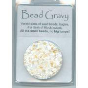 Bead Gravy Bechamel White by Hofmann Originals - Beads