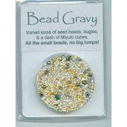 Bead Gravy Metallic Demi-Glace by Hofmann Originals - Beads