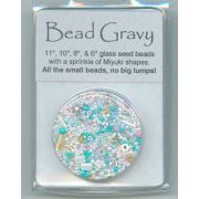 Bead Gravy Minty Pastels by Hofmann Originals - Beads