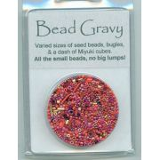 Bead Gravy Rich Paprika by Hofmann Originals - Beads