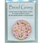 Bead Gravy Strawberry Puree by Hofmann Originals - Beads
