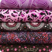 Aboriginal Art Fabric 20 Fat Quarter Bundle W by M & S Textiles Fat Quarter Packs - OzQuilts