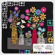 Making Arrangements Quilt Pattern by Wendy Williams by Wendy Williams of Flying FIsh Kits - Wendy Williams