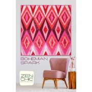 Bohemian Spark Quilt Pattern by Zen Chic - Quilt Patterns