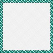 Design Board 10 Inch Jade Flossy by Riley Blake Designs - Colour & Design Tools