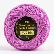 Wonderfil Eleganza Alison Glass Thistle, (EL5G-2104) 8wt Cotton Thread 5g balls by Wonderfil Eleganza Perle 8 Balls Eleganza 8wt Alison Glass - OzQuilts