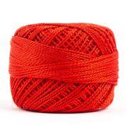 Wonderfil Eleganza Alison Glass Poppy, (EL5G-2109) 8wt Cotton Thread 5g balls by Wonderfil Eleganza Perle 8 Balls Eleganza 8wt Alison Glass - OzQuilts