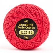 Wonderfil Eleganza Alison Glass Marmalade, (EL5G-2113) 8wt Cotton Thread 5g balls by Wonderfil Eleganza Perle 8 Balls Eleganza 8wt Alison Glass - OzQuilts