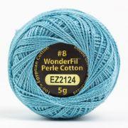 Wonderfil Eleganza Alison Glass Opal, (EL5G-2124) 8wt Cotton Thread 5g balls by Wonderfil Eleganza Perle 8 Balls Eleganza 8wt Alison Glass - OzQuilts