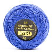 Wonderfil Eleganza Alison Glass Hydrangea, (EL5G-2127) 8wt Cotton Thread 5g balls by Wonderfil Eleganza Perle 8 Balls Eleganza 8wt Alison Glass - OzQuilts