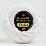 Wonderfil Eleganza Alison Glass Daisy, (EL5G-2129) 8wt Cotton Thread 5g balls by Wonderfil Eleganza Perle 8 Balls Eleganza 8wt Alison Glass - OzQuilts