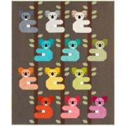 Koalas Quilt Kit by Elizabeth Hartman by Elizabeth Hartman - Kits