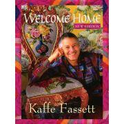 Welcome Home Kaffe Fassett, by Kaffe Fassett by Landauer Publishing - Kaffe Fassett