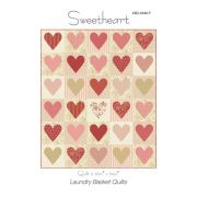 Sweetheart Quilt Pattern by Edyta Sitar of Laundry Basket Quilts by Laundry Basket Quilts - Laundry Basket Quilts/Edyta Sitar