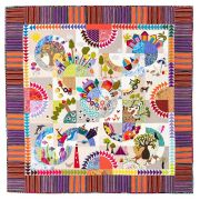Over the Hill Pattern Booklet by Wendy Williams by Wendy Williams of Flying FIsh Kits - Wendy Williams