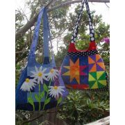 Quilt Bags Quilt as You Go Pattern by Wendy Williams by Wendy Williams of Flying FIsh Kits - Wendy Williams