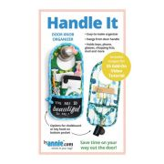 Handle It Organiser Pattern by Annie Unrein by By Annie - Bag Patterns