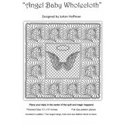 Angel Baby Wholecloth Pattern by  - Quilt Patterns