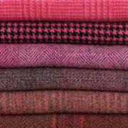 Textured Wool Bundle - Flamingo by Sue Spargo Sue Spargo Textured Wool Bundles - OzQuilts