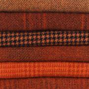 Textured Wool Bundle - Pumpkin by Sue Spargo Sue Spargo Textured Wool Bundles - OzQuilts