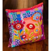 Twilight Cushion Pattern by Wendy Williams by Wendy Williams of Flying FIsh Kits - Wendy Williams