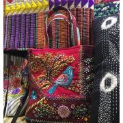 Crazy Little Bag Pattern by Wendy Williams by Wendy Williams of Flying FIsh Kits - Wendy Williams