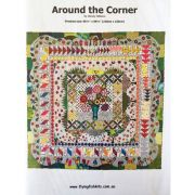 Around the Corner Pattern Booklet by Wendy Williams by Wendy Williams of Flying FIsh Kits - Wendy Williams