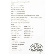 Arrangements for Kerry Quilt Pattern by Wendy Williams by Wendy Williams of Flying FIsh Kits - Wendy Williams