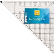 "Easy Angle II Ruler 10.5"" by EZ Quilting - Triangle Rulers"
