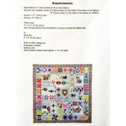 Hidden Treasures Quilt Pattern by Wendy Williams by Wendy Williams of Flying FIsh Kits - Wendy Williams