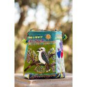 Kookaburra Bag Pattern by Wendy Williams by Wendy Williams of Flying FIsh Kits - Wendy Williams