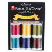 Kimono Silk Thread Summer Collection by Superior Kimono Silk Thread - Thread Sets